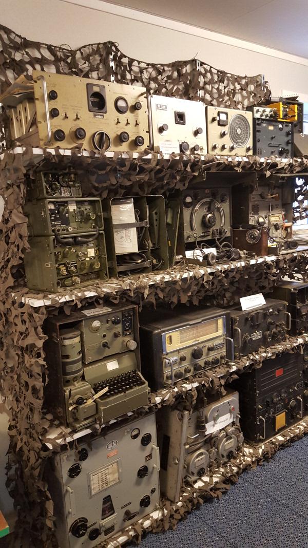 Militär-apparater